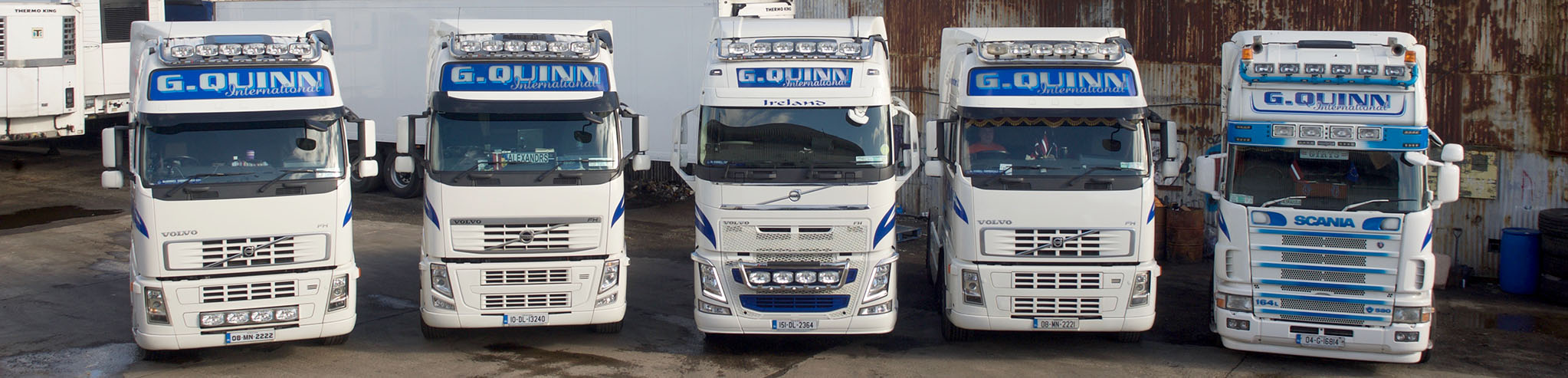 G Quinn International Fleet